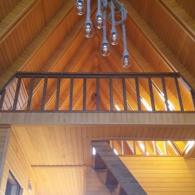 Triangle Wooden House Project 2 - Sakarya